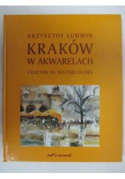Kraków w akwarelach