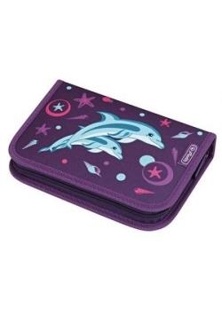 Piórnik 31 części Smart Dolphin