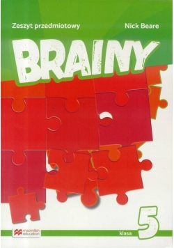 Brainy 5 Zeszyt do języka angielskiego MACMILLAN