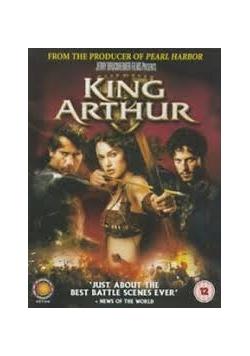King Arthur ,płyta DVD