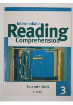Intermediate Reading Comprehension: Student's Book 3