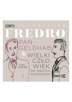 Pan Geldhab & Wielki człowiek do małych... CD