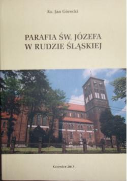 Parafia św. Józefa w Rudzie Śląskiej
