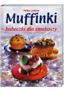 Muffinki babeczki dla smakoszy
