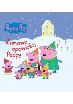 Peppa Pig Zimowe opowieści Peppy