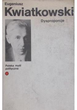 Dysproporcje