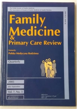 Family Medicine & Primary Care Review