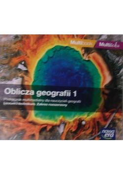 Oblicza geografii 1, Multibook