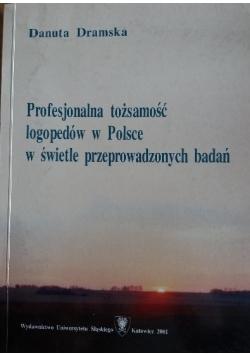 Profesjonalna tożsamość logopedów w Polsce w świetle przeprowadzonych badań