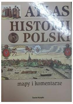 Szkolny Atlas historii Polski