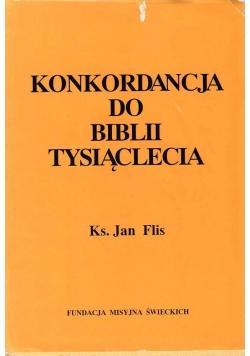 Konkordancja do Biblii Tysiąclecia