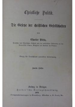 Die GeweBe der schriftlichen Gefellfchaften, 1876 r.