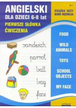 Angielski dla dzieci z.01 6-8 lat w.2016 LITERAT