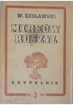 Mirków ruszył, 1950 r.