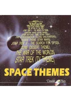 Space themes, CD