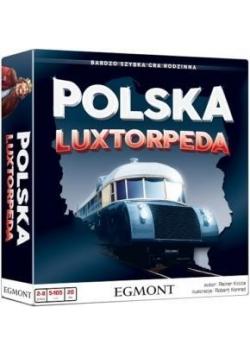 Gra - Polska Luxtorpeda EGMONT