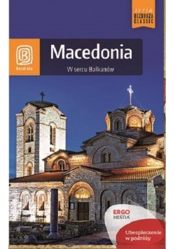 Travelbook - Macedonia