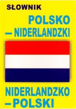 Słownik polsko-niderlandzki, niderlandzko-polski