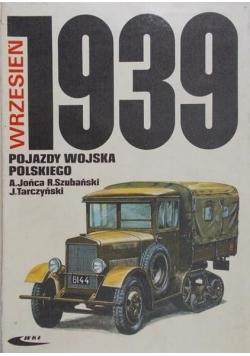 Wrzesień 1939 pojazdy Wojska Polskiego. Barwa i broń
