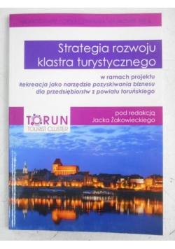 Strategia rozwoju klastra turystycznego