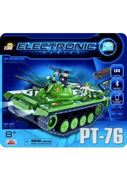 Electronic. Czołg PT-76 z bluetooth