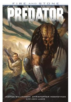 Fire And Stone. Predator