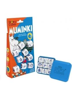 Story Cubes: Muminki REBEL