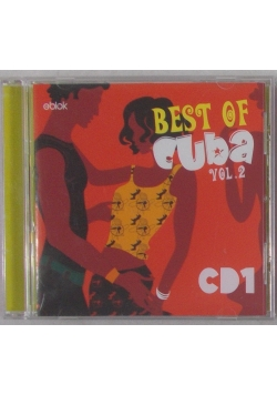 Best Of Cuba vol 2, Płyta CD 1