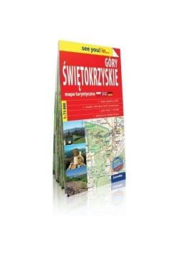 See you! in... Góry Świętokrzyskie mapa