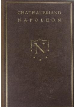 Chateaubriand Napoleon, 1920 r.