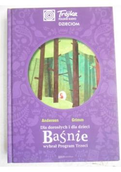 Grimm Andersen - Dla dorosłych i dla dzieci baśnie
