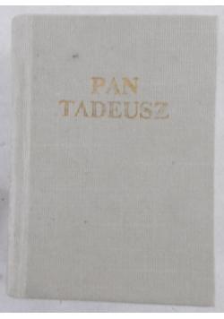 Pan Tadeusz, miniatura