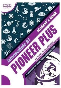 Pioneer Plus Intermediate B1 SB MM Publications