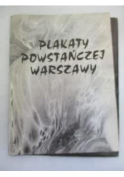 Plakaty Powstańczej Warszawy