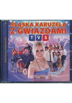 Śląska karuzela z Gwiazdami CD