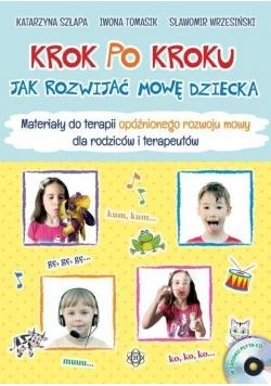 Krok po kroku. Jak rozwijać mowę dziecka.Materiały