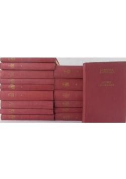 Dzieła wybrane, XVI tomów