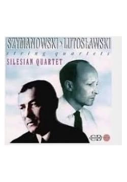 String quartets silesian quartet, płyta CD