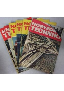 Horyzonty techniki, nr.6, 7,8,9, 10