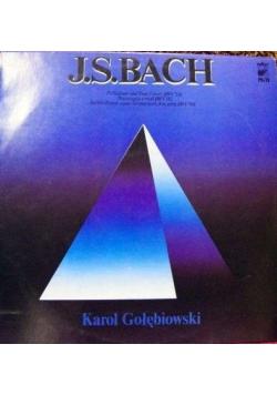 J.S. Bach, płyta winylowa