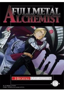 Fullmetal Alchemist nr.18