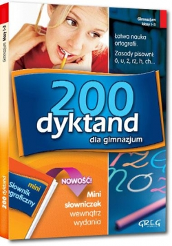 200 Dyktand Dla GIM 1-3 GREG