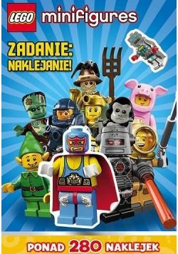 Zadanie: naklejanie! LEGO ® Minifigures