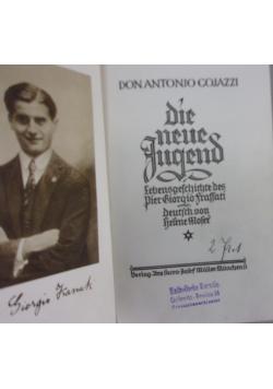 Die neue Jugens, 1930 r.