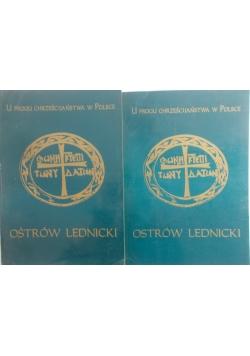 Ostrów Lednicki tom I i II
