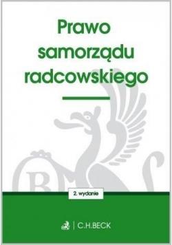 Prawo samorządu radcowskiego w.2