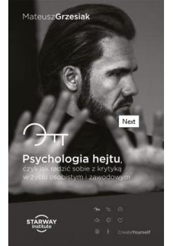 Psychologia hejtu, czyli jak radzić sobie..
