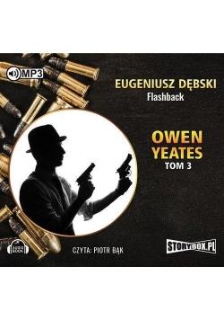 Owen Yeates T.3 Flashback Audiobook