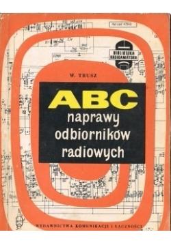 ABC naprawy odbiorników radiowych