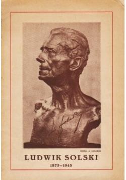 Ludwik Solski 1875-1945, 1946r.